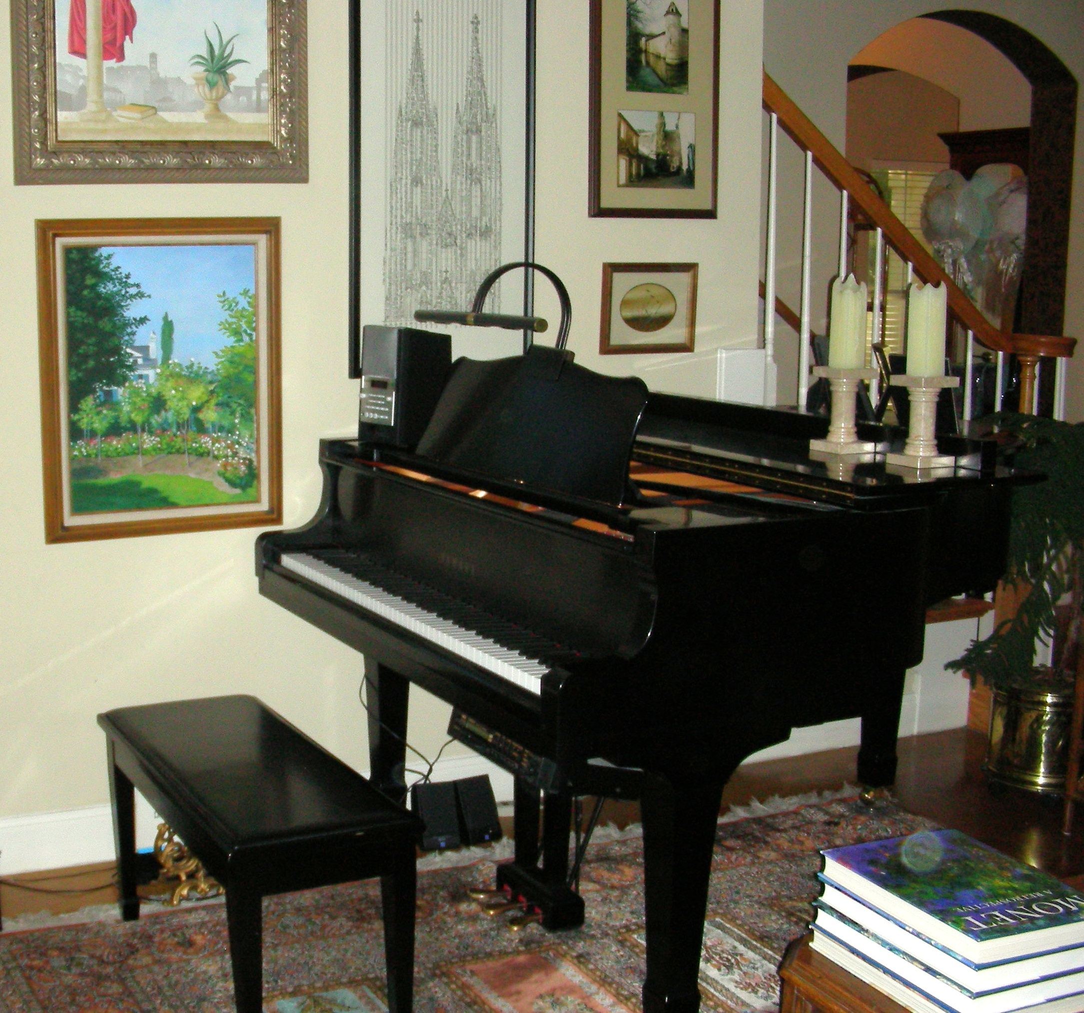 Mcallister Music Art Studio Piano Lessons And Art Classes In